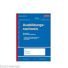 Herlitz Ausbildungsnachweis Berichtsheft A4 1Wo. = 1Seite