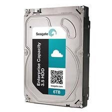 """Seagate Enterprise 6TB HDD 3.5"""" SATA III 7200RPM 128MB Internal ST6000NM0024"""