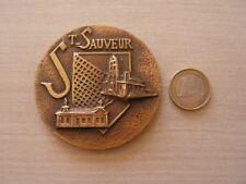 medaille     st sauveur    ref (g400)