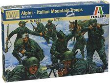 Italian Mountain Troops Alpini Kit 1 72 Italeri It6059