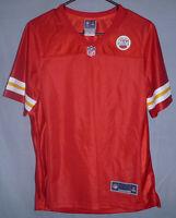 Kansas City Chiefs NFL Football Blank Jersey Women's Size Medium New Retail $69