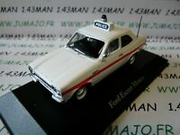PUK4G voiture 1/43 CORGI ATLAS POLICE CARS : FORD Escort Mexico Sussex