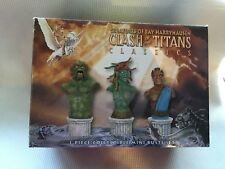 SDCC CLASH OF THE TITANS MEDUSA CALIBOS KRAKEN 3PC BUST RAY HARRYHAUSEN *READ*