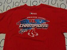 Large- 2007 American League Champions T- Shirt