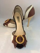 Dune Stiletto Textile Heels for Women