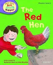 Oxford Reading Tree Read with Biff, Chip & Kipper 'The Red Hen' P/B Book Level 2