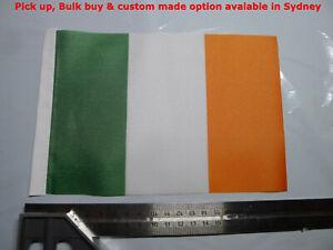 Ireland Small Hand Waving Flag 20cm x 14cm