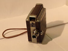 Vintage Briskin 8mm Movie Camera scarce lens13mm/f 1.9 S/N 15713 winds & runs! 8
