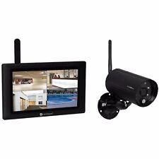 SMARTWARES CS 97 DVR Kamerasystem digitales Funkkamera Überwachungset