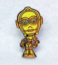 Disney STAR WARS C3PO PIN Mystery Pack 2015 Cute Cartoon