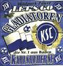 Karlsruher SC KSC - Gladiatoren Karlsruhe - Halstuch Tuch Fussball #522