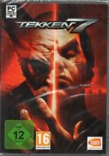 Tekken 7 - (Code in der Box) - PC - deutsch - Neu / OVP