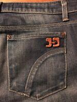 Joe's Jeans Women's Denim Ankle Visionarie Stretch Skinny Zip Leg Size 29 X 28