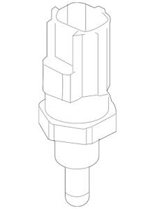 Genuine Ford Coolant Temp Sensor 3L8Z-12A648-A