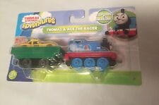 Thomas & Friends Adventures(Thomas & Ace the Racer)Metal Train Engine & Car*New*