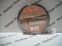 N.Y.C. / NYC Sun 'n' Bronze Bronzing Powder #001 Rosa Rio Bronzer