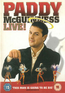 Paddy McGuinness Live! 'Absolutely Brilliant, Very Funny' DVD