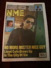 NME 1990 JAN 27 LLOYD COLE U2 ENERGY ORCHARD BELOVED LIGHTNING SEEDS D-MOB LOOP