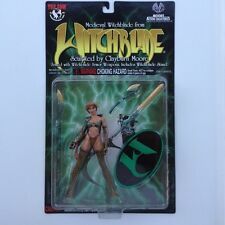 MAC Medieval Witchblade Figure Moore MOSC Marc Silvestri Michael Turner SEXY