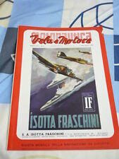 MOTONAUTICA VELA E MOTORE N. 5 MAGGIO 1941