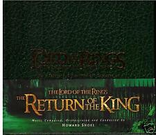 The Lord Of The Rings/ Return of The King-2003 Book CD&DVD.Special-Soundtrack-CD