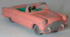 Matchbox Lesney No. 39 Ford Zodiac Convertible Grey Wheels oc9876