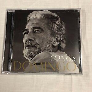 PLACIDO DOMINGO Songs - Feat. Josh Groban, Harry Connick Jr (Aust) CD – Like New