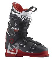 Salomon X Max 100 Downhill Ski Boot Size 29.5 Black/Red