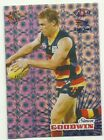 2008 AFL Select Champions Holofoil HF9 ADELAIDE CROWS SIMON GOODWIN CARD