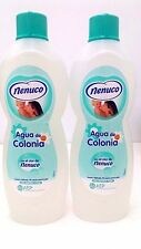 Nenuco Baby Cologne Agua De Colonia 20oz. 600ml 2 pack