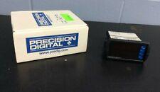 PRECISION DIGITAL PD6200 PROVU ANALOG INPUT FLOW RATE TOTALIZER PD6200-6R0