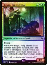 1 Foil Brago, King Eternal Foil Eternal Masters Nm-M White Blue Rare Mtg Card