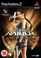 Tomb Raider - Tomb Raider: Anniversary (PS2) - Game  NOVG The Cheap Fast Free