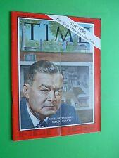 TIME Atlantic magazine 1961 octubre 20 Civil Defenseman Sofá De Virgilio