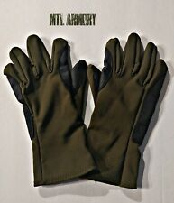 Canadian Forces Green Mortar Gloves Size Medium Canada Army