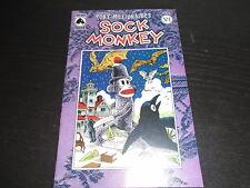 Tony Millionaire's SOCK MONKEY Vol. 2 #1 Dark Horse Comics NM