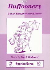Bouffonnerie Mark Goddard ténor/Soprano Saxophone & Piano