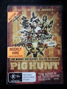 Pig Hunt ( DVD ) region 4