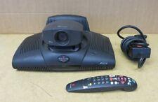 Polycom ViewStation 14XX video conferencia estación G2201-08666-002 y mando a distancia