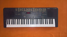 TECHNICS KN470 KEYBOARD good working condition w/power supply Sounds Plays Great