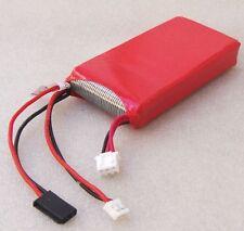 Batterie Li-Fe 6, 6V 2400mA 25C TX ou RX pour Sanwa Futaba