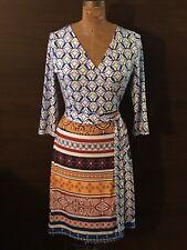 PUCCI Silk Jersey Wrap Dress