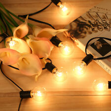 Tomshine 25pcs E12 G40 Globe Tungsten Incandescent Bulb Lamp Romantic Light Q8O8