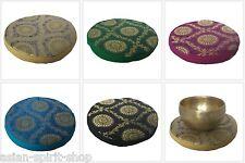 16 cm Klangschalenkissen 5 Farben zur Auswahl Klangschale Kissen Unterlegkissen