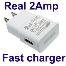 2A AC Wall Power Charger Adapter for Samsung Galaxy S5 S4 S3 S2 S6 Note 2 3 4