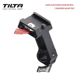 Tilta Nucleus-Nano Hand Wheel 15mm Rod Adapter Halter For Nucleus Nano Hand Unit