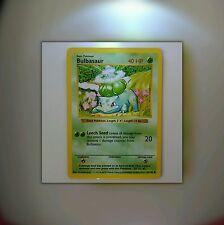 RARE SHADOWLESS Bulbasaur 44/102 Pokemon Card