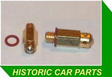 2 SU Carb Carburant Inlet ball valves STOP FUITES pour AUSTIN A90 ATLANTIC 1949-52