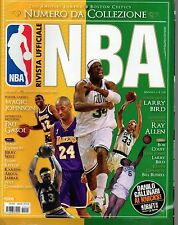 Nba.Boston Celtics & Los Angeles Lakers,Pau Gasol, Magic Johnson, Jerry West,iii