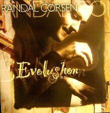 Randal Corsen 'Evolushon' audio CD - Import from the Netherlands 2013